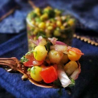 Photo of Corn Salad by Tasneem Rajkotwala at BetterButter