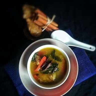 Photo of Mutton Leg Soup by Tasneem Rajkotwala at BetterButter