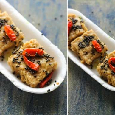 Photo of Quinoa And Oats Dhokla by Shweta Agrawal at BetterButter