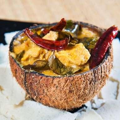 Photo of Kori - Mangalorean Chicken Curry (Kori Rotti) by Shanti Petiwala at BetterButter