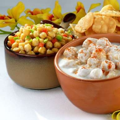 Photo of Channa Chaat Two ways by BetterButter Editorial at BetterButter