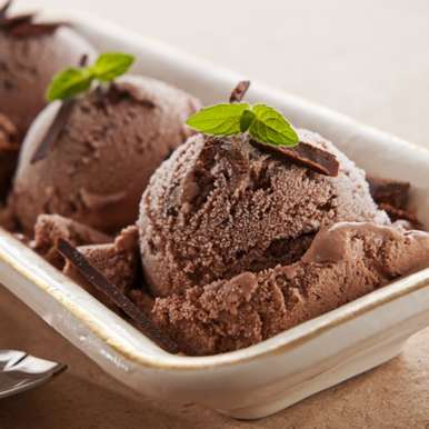 Photo of Chocolate Gelato by Sakshi Khanna at BetterButter