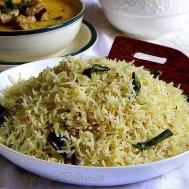 Photo of Spicy Zeera Rice by Farheen Banu at BetterButter
