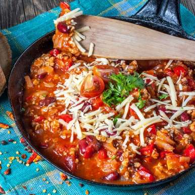 Chilli Con Carne, How to make Chilli Con Carne