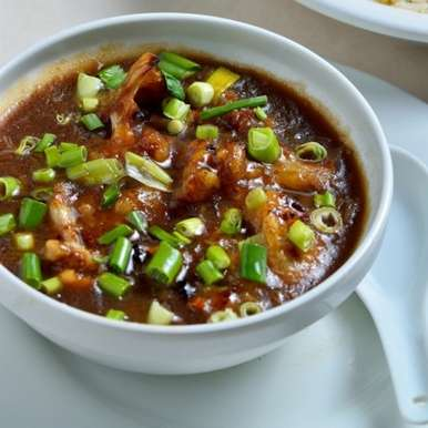 Photo of Chicken Manchurian by Sujata Limbu at BetterButter