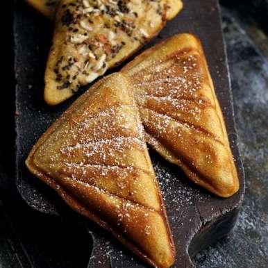 Photo of Healthy Oats and banana breakfast cakes by Sanjeeta KK at BetterButter