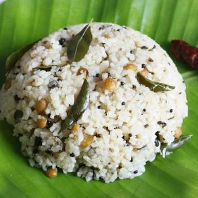 Photo of Rice Upma by Sujata Limbu at BetterButter