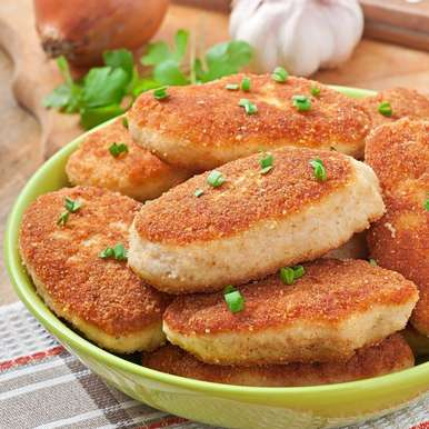 Photo of Chicken cutlets by Bindiya Sharma at BetterButter