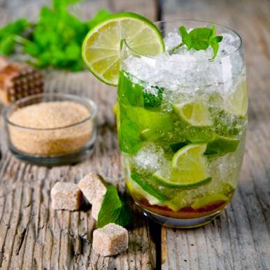 Photo of Lime and Lemon Virgin Mojito by Ritu Sharma at BetterButter