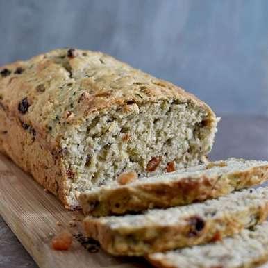 Photo of Wholewheat Zucchini Bread by Pavani Nandula at BetterButter