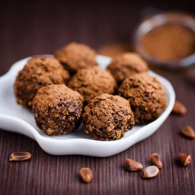 Photo of Chocolate Truffles by Sakshi Khanna at BetterButter
