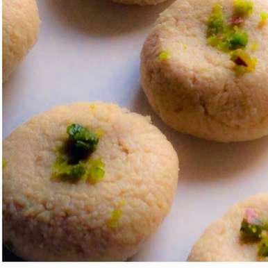 Photo of Coffee Paneer Peda by Manisha Goyal at BetterButter