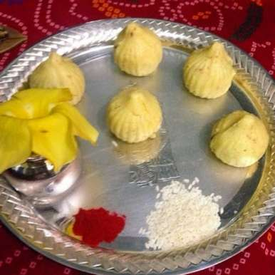 Paneer Chocolate Modak, How to make Paneer Chocolate Modak