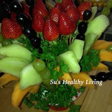 Photo of Fruit Bouquet by Suchitra Kamath at BetterButter