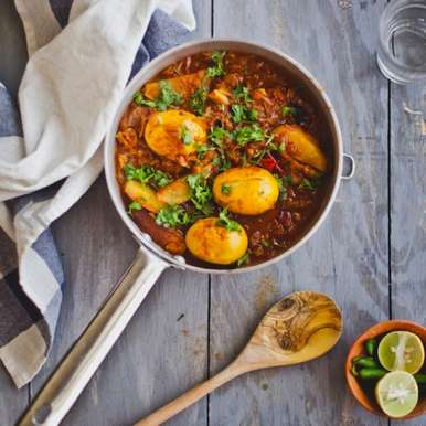 Photo of Egg Curry by Kankana Saxena at BetterButter