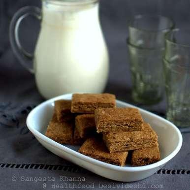 Photo of Rajgire (Laddus) Breakfast Bars by sangeeta khanna at BetterButter