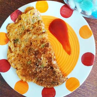 Photo of Wheat flour Dosa by Bhawna Dogra at BetterButter