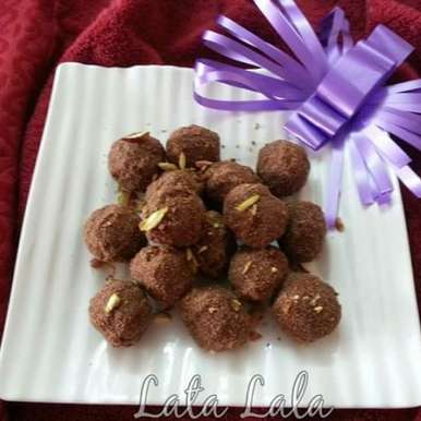 Photo of Ragi/Nachni/FingerMillet Ladoos by Lata Lala at BetterButter