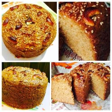 Photo of Awwww my pressure cooker cake by Rina Khanchandani at BetterButter