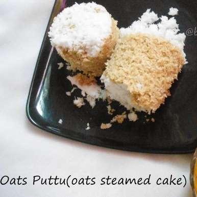 Photo of Oats puttu   Healthy breakfast by Babitha Costa at BetterButter