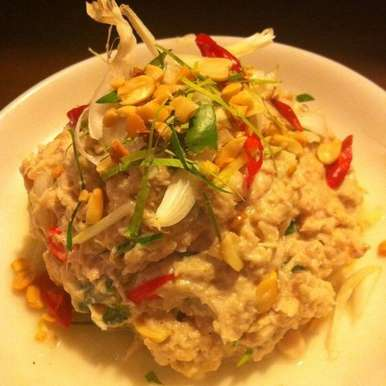 Photo of Thai chicken salad by Anandna Nangia at BetterButter
