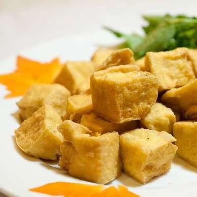 Fried Tofu, How to make Fried Tofu
