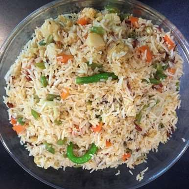 Photo of Vegetable pulao by bina bedi at BetterButter