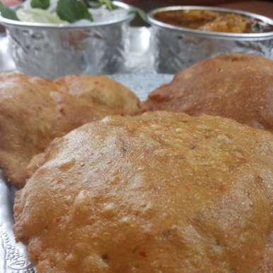 Photo of Bedami Poori by Gaurav Dhody at BetterButter