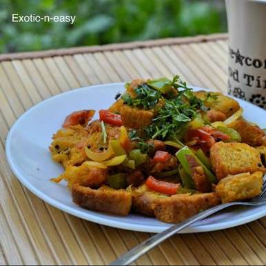 Photo of Bread Poha by Meera Girdhar at BetterButter