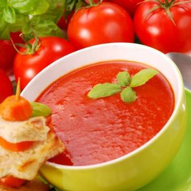 Photo of Tomato soup by BetterButter Editorial at BetterButter