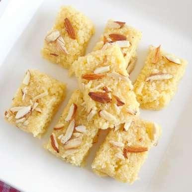 Kalakand recipe in Hindi,कलाकंद, Sakshi Khanna