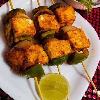 Photo of Tawa Paneer Tikka by Saba Rehman at BetterButter