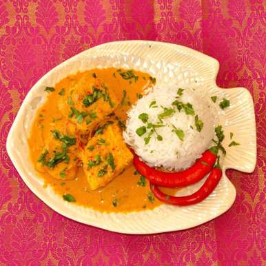 Photo of Thai Red Curry Fish by Smita Chandra at BetterButter