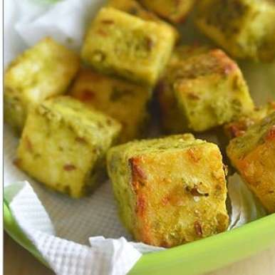 Photo of Paneer tikka with panchfodan flavour by shweta soni at BetterButter