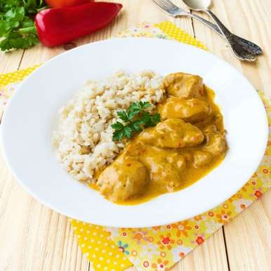 Photo of Malaysian Chicken Curry by Ruchira Hoon at BetterButter