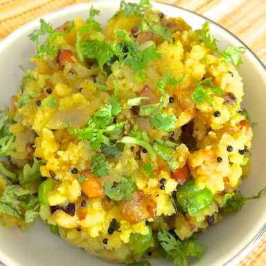 Photo of Poha: Tasty & Nutritious by Sujata Shukla at BetterButter