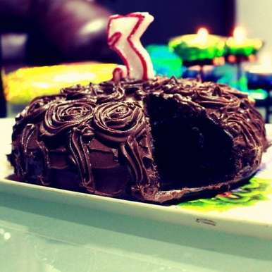 Photo of Chocolate Cake by neha verma at BetterButter