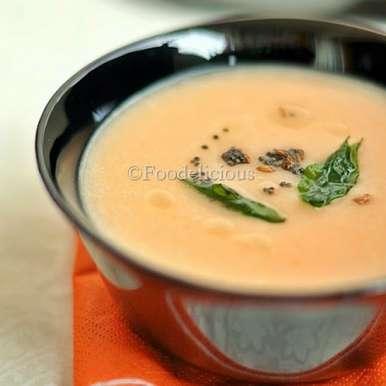 Photo of Maharashtrian Style Plum & Coconut Saar/Soup by Pari Vasisht at BetterButter