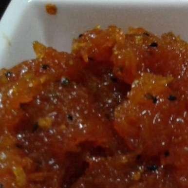 Photo of Sweet mango chutney by usha balagopal at BetterButter