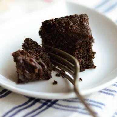 Photo of Healthy Ragi Chocolate Cake by Vidya Sukumaran at BetterButter