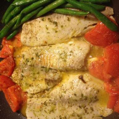 Simply Sautéed Fish Fillets, How to make Simply Sautéed Fish Fillets