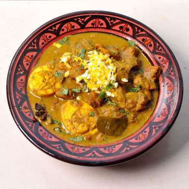 Photo of Malaysian Chicken Curry Kapitan by Smita Chandra at BetterButter