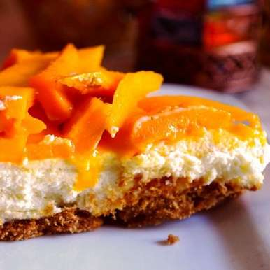 Photo of Mango Cheesecake by Deepika Agarwal at BetterButter
