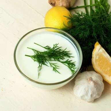 Photo of Garlic and Dill dip by Sanjula Thangkhiew at BetterButter