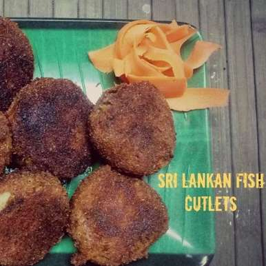 Photo of Sri Lankan Fish Cutlets by Kishorah Zaufer at BetterButter