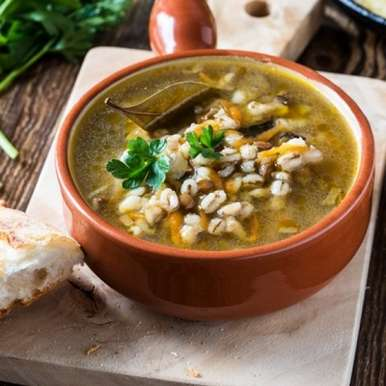 Photo of Barley and vegetable soup by BetterButter Editorial at BetterButter