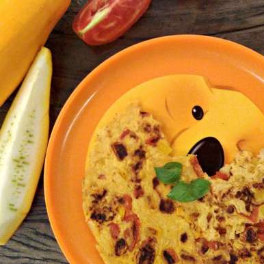 Photo of (toddler friendly} Egg & besan cheela by Soulfood India at BetterButter