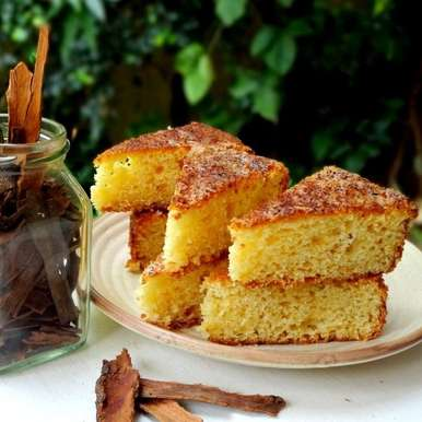 Photo of Cinnamon Coffee Cake by Namita Tiwari at BetterButter