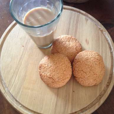 Photo of Coconut Macaroons by Sujata Limbu at BetterButter
