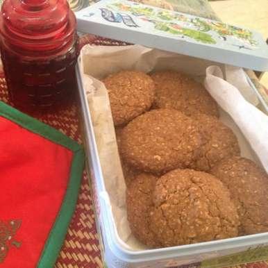 Oat Cookies, How to make Oat Cookies